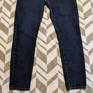 Michael Kors Jeans - Michael Kors Straight Leg Skinny Jeans Size 8